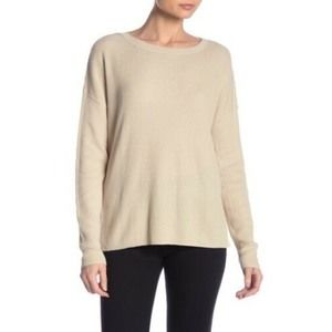 Abound Ribbed Crew Neck Sweater XL